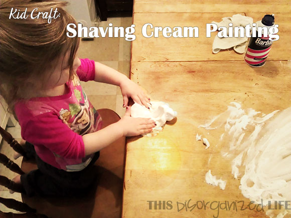 Kid-Craft-Shaving-Cream-Title