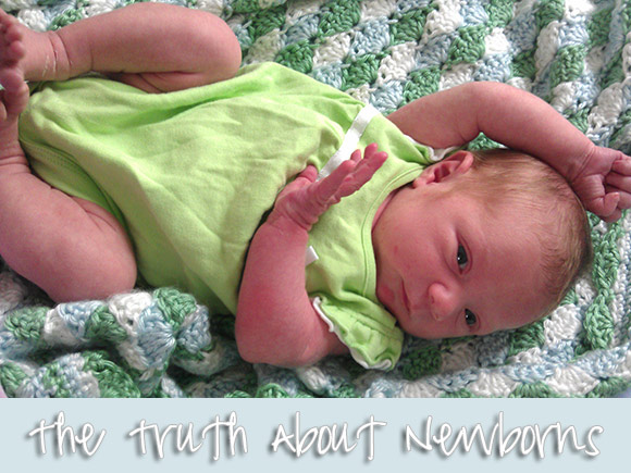 The-Truth-About-Newborns