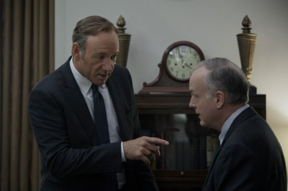 Kevin Spacey Political Still