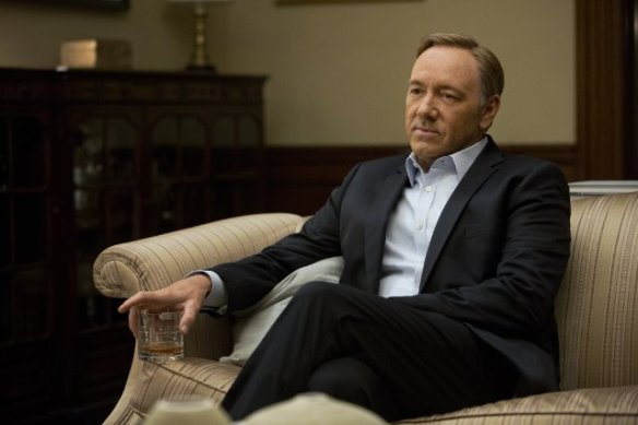Kevin Spacey Still